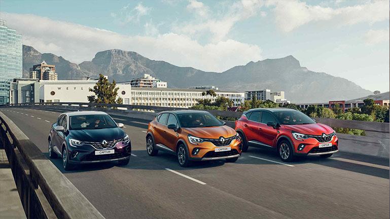 Nouveau CAPTUR Chez Renault Maroc - Succursales