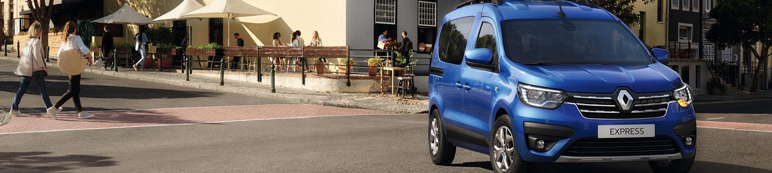 Nouveau Express Chez Renault Maroc - Succursales