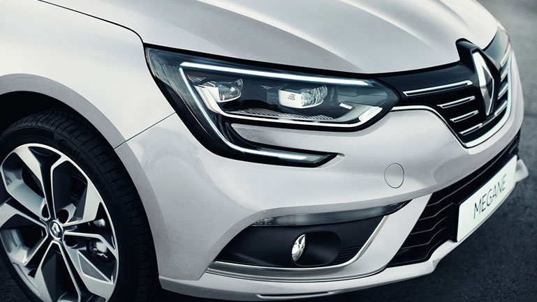 Renault Mégane Sedan Chez Renault Maroc - Succursales