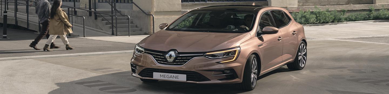 Nouvelle MEGANE Chez Renault Maroc - Succursales