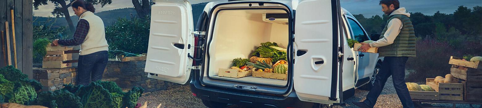 RENAULT EXPRESS VAN Chez Renault Maroc - Succursales
