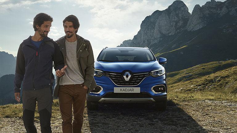 Renault Kadjar Chez Renault Maroc - Succursales
