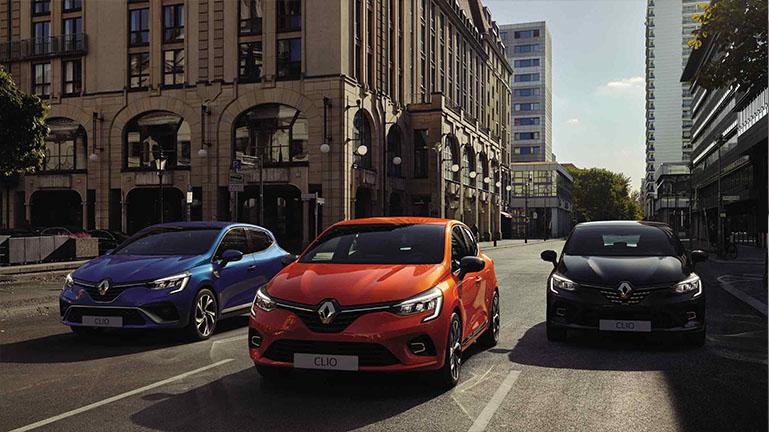 Nouvelle CLIO Chez Renault Maroc - Succursales