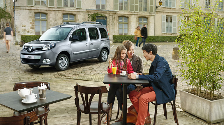 Renault Kangoo Chez Renault Maroc - Succursales