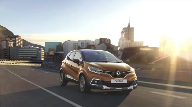 Nouveau Renault Captur Chez Renault Maroc - Succursales